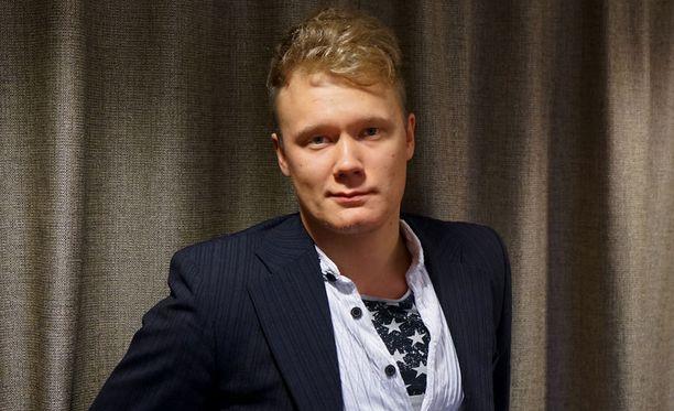 Andte Gaup-Juuso tienasi 100 000 euroa Big Brotherin voitosta.