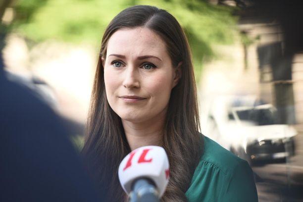 Oppositio yrittää kaataa Sanna Marinin (sd) hallituksen.