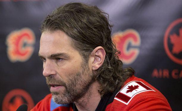 Jaromir Jagrin aika Calgaryssa tuli päätökseensä.