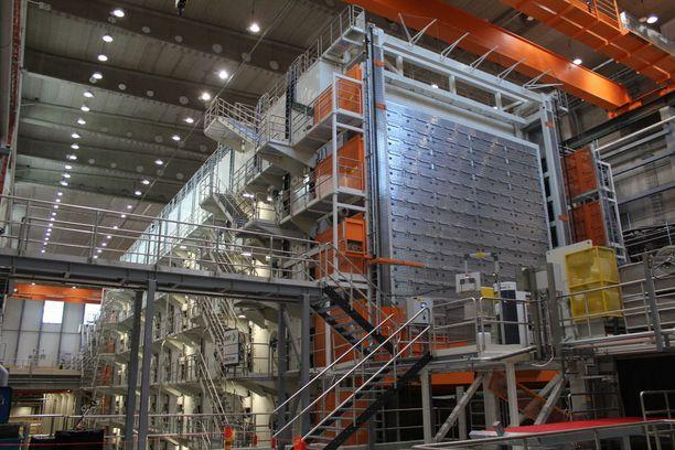 Äänekosken biotuotetehtaan käyminen täydellä teholla merkitsee Hämälän mukaan sitä, että Suomen kuitupuuvarat ovat lähes täydessä käytössä.