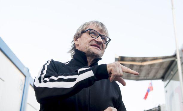 Antero Mertaranta on työskennellyt huippu-urheilun parissa neljällä eri vuosikymmenellä.