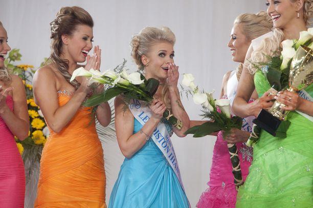 Lotta Hintsa oli sekä lehdistön ihannetyttö että Miss Suomi vuonna 2013.
