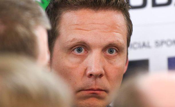 Lauri Marjamäki valmensi Suomen MM-kisoissa neljänneksi.