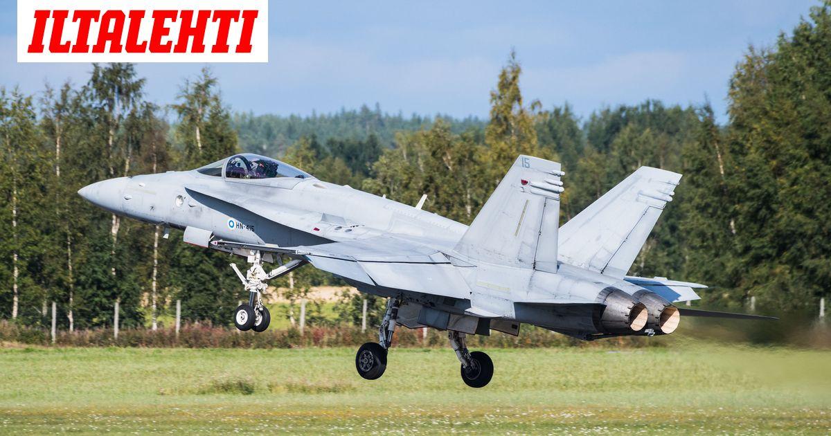 Ilmavoimien massiivinen Ruska-harjoitus jyrisee ympäri Suomea seuraavat 9...