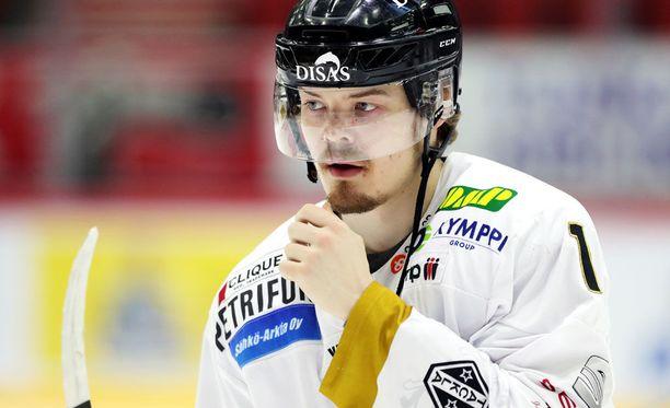 Ville Leskinen on siirtymässä isompiin ympyröihin.