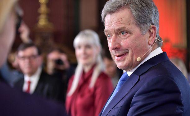 Sauli Niinistö on tekemässä presidentinvaaleissa hurjan tuloksen.
