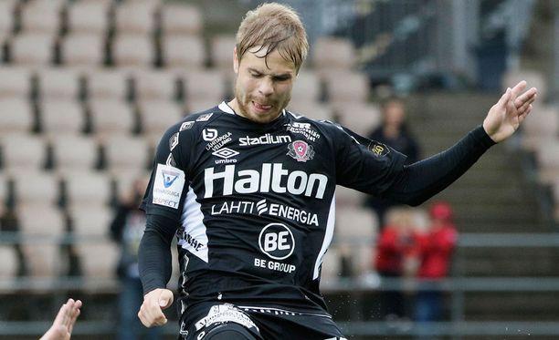 Aleksi Paanasen mukaan Lahti olisi ansainnut kolme pistettä RoPS-ottelusta.