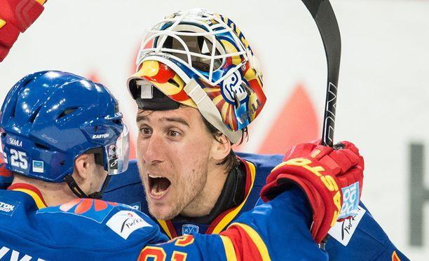 Henrik Karlssonilla keitti yli päätöserässä.