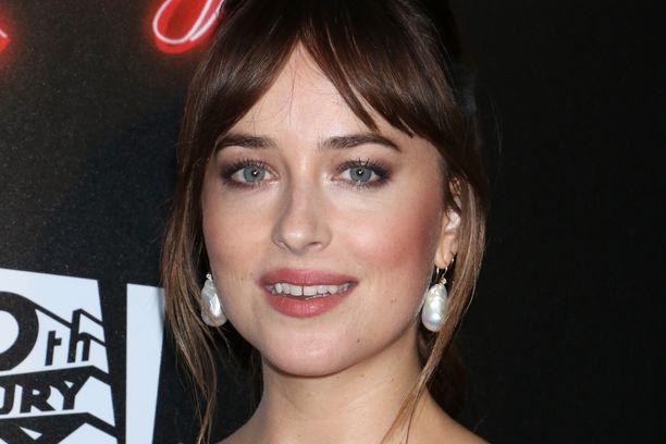 Dakota Johnson on yhdysvaltalainen näyttelijä-malli.