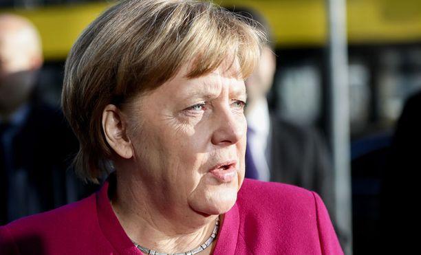 Angela Merkelin valtakausi jatkuu.