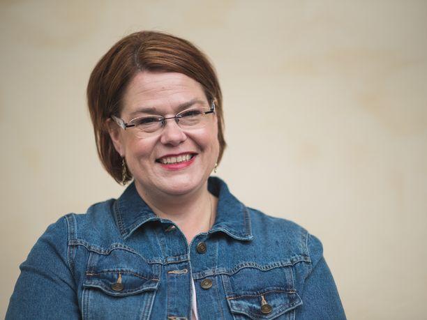 Kuntaliiton uusi toimitusjohtaja on kokoomuksen ex-kansanedustaja Minna Karhunen.