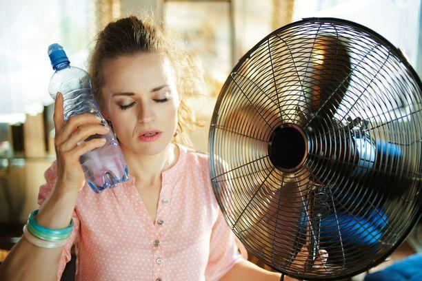 """Viilennät oloasi nopeasti ja tehokkaasti asettamalla esimerkiksi kylmäkallen tai -pakkauksen kehon """"pulssipisteisiin""""."""