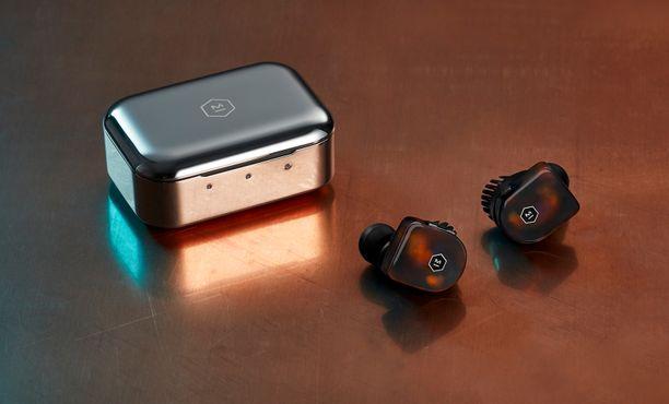MW07-kuulokkeet ovat yhdet markkinoiden tyylikkäimmistä.