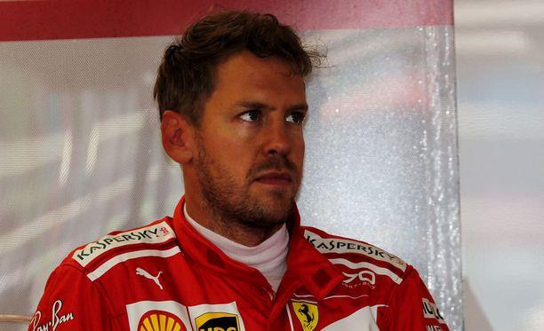 Sebastian Vettel saattaa saada vielä lisärangaistuksen törmäilystään.