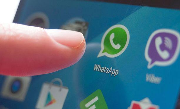 Whatsappia voi käyttää kännykän lisäksi myös tietokoneella.