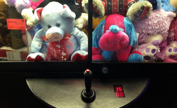 Leluautomaateissa piilee yllättäviä vaaroja.