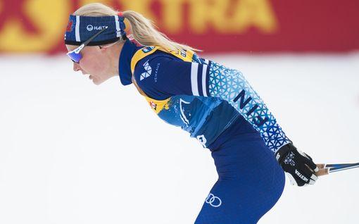 Anne Kyllönen hiihti sprinttikarsinnassa upeasti viidenneksi! Kuusi suomalaista jatkaa pudotushiihtoihin