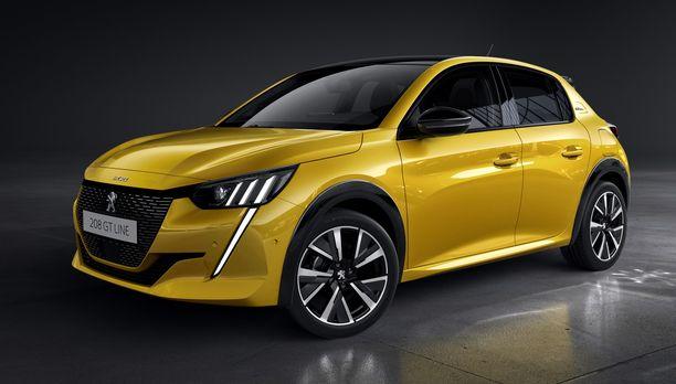 Uusi muoto on edeltäjäänsä jämerämpi. Näihin kuoriin mahtuu myös sähköauton tekniikka.