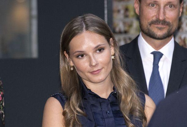 Prinsessa Ingrid Alexandra on todennäköisesti Norjan tuleva kuningatar.