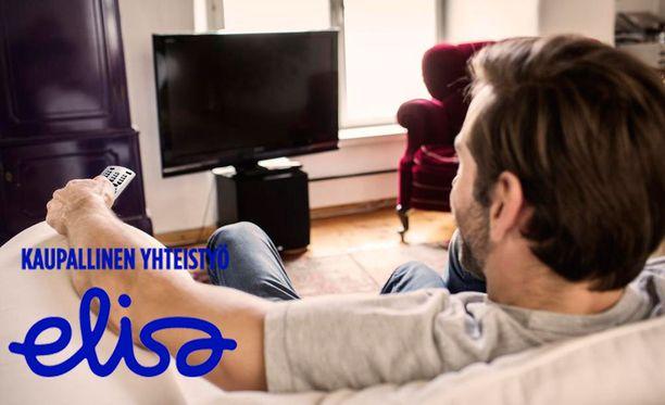Vianmääritys kannattaa aloittaa varmistamalla, että televisioon on valittu oikea ohjelmalähde.