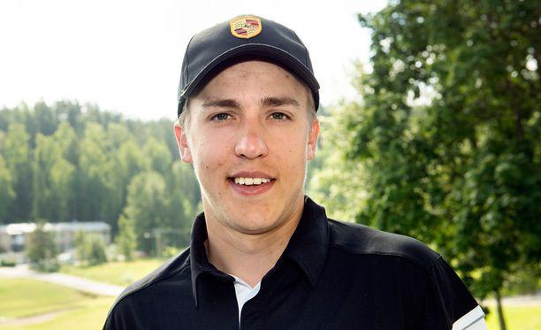 Teuvo Teräväinen on voittanut nuorten SM-kultaa kahdessa lajissa: jääkiekossa ja missä?