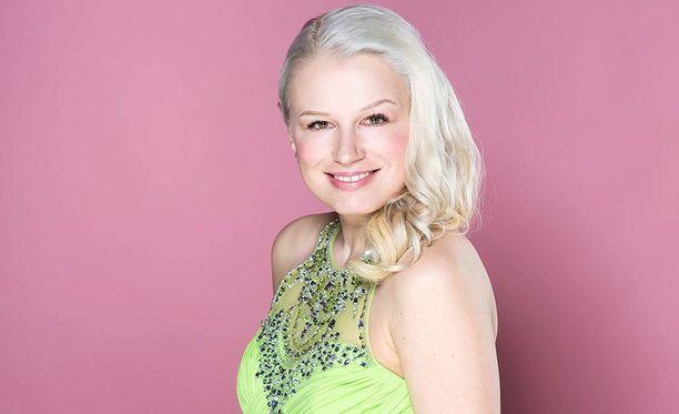 Näyttelijä-laulaja Reeta Vestman tekee upeaa uraa New Yorkissa. Reeta Vestman on mukana Broadwaylle tähtäävässä Kalevala-musikaalissa.