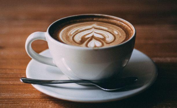 Kahviin liittyy positiivisia tunnelmia.