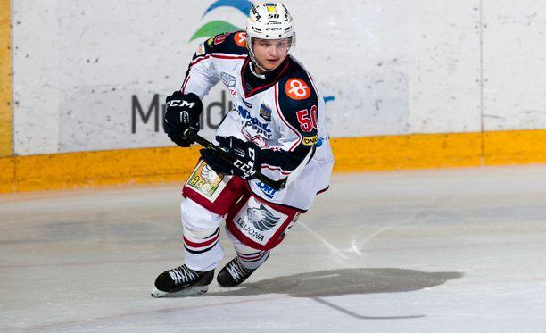 Niklas Salo on jalostunut Savonlinnassa ja singahtaa takaisin liigapelaajaksi.