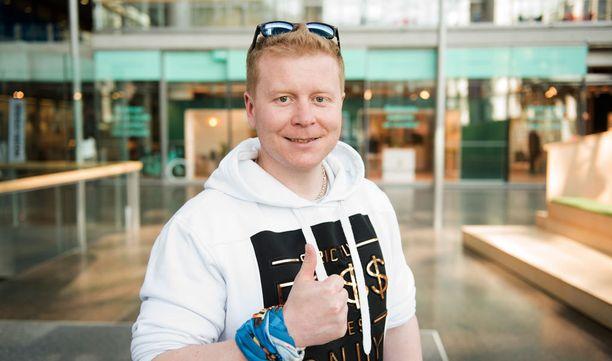 Sampo Kaulanen on ollut aktiivinen kolikkopelien pelaaja sosiaalisen median mukaan.