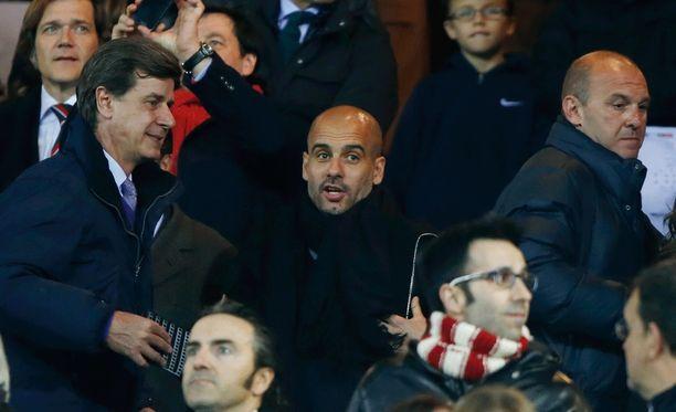 Bayern-luotsi viihtyi tiistai-iltana Vicente Calderónilla.