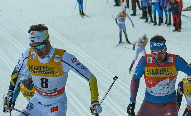 Marcus Hellner ja Sergei Ustjugov ajautuivat avoimeen konfliktiin Tour de Skillä kaksi kuukautta sitten.