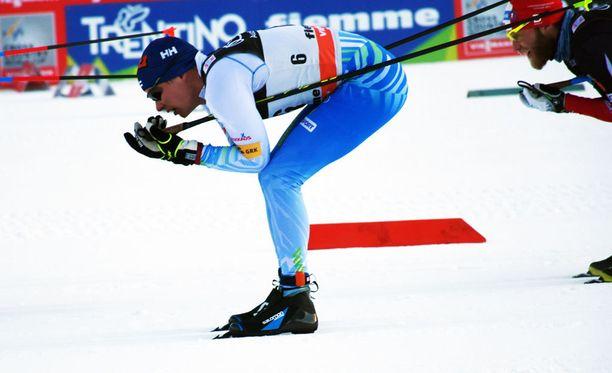 Matti Heikkisellä on ollut nousujohtoinen Tour de Ski.