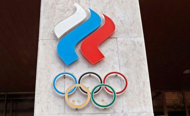Venäjä odottaa takaporttia olympiakisoihin.