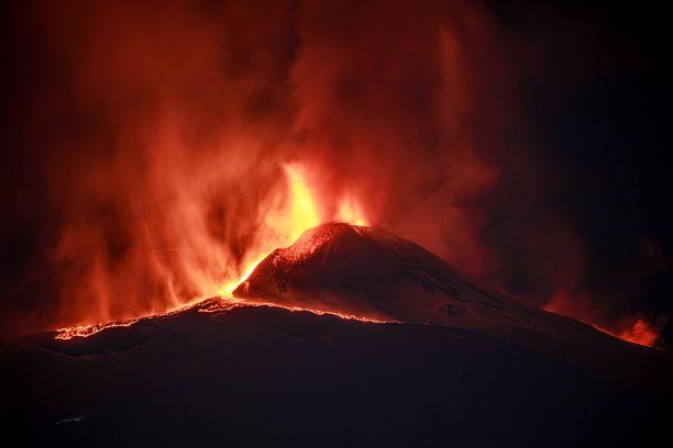 Etna Purkaus