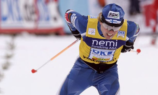 Anssi Koivuranta voitti tällä kaudella kaikkiaan seitsemän maailmancupin osakilpailua.