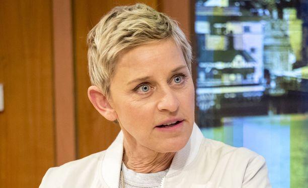 Ellen DeGeneres aiheutti myrskyn Twitter-kuvallaan.