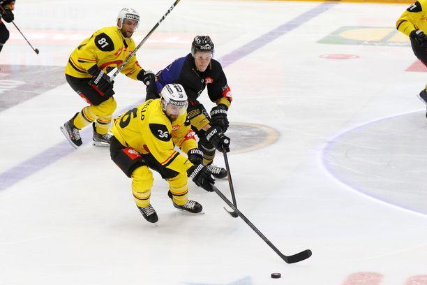 Jesse Puljujärvi on avannut kautensa tehokkaasti.