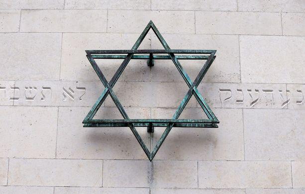 Pariisin holokaustimuseo muistuttaa sodan kauhuista.