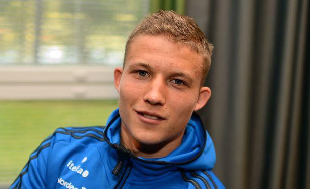 Alex Ringin Kaiserslautern kohtaa Leverkusenin.