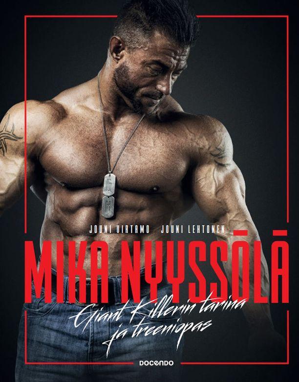 Mika Nyyssölän kirja julkaistiin torstaina.