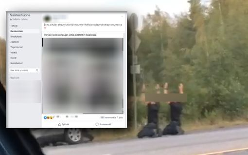 """Suosituissa someryhmissä keskustellaan kiihkeästi Porvoon poliisiampujiksi epäillyistä: """"Kuolaan"""", """"hot""""... – asiantuntijalle ilmiö on tuttu"""