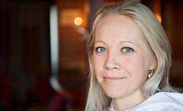 Kaisa Mäkäräinen tahtoo mukaan Lahden MM-hiihtoihin.