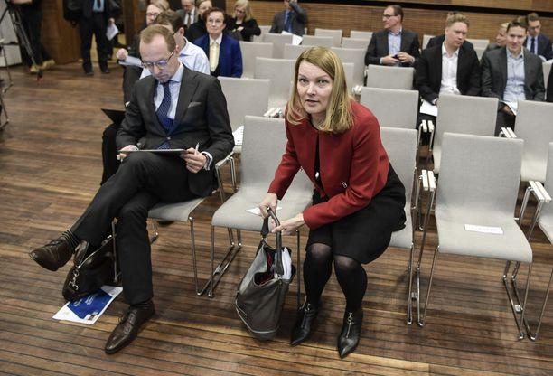 Mari Kiviniemi aloittaa Kaupan liiton varatoimitusjohtajana jo joulukuun alussa. Toimitusjohtajan pesti alkaa 1.1.2019.