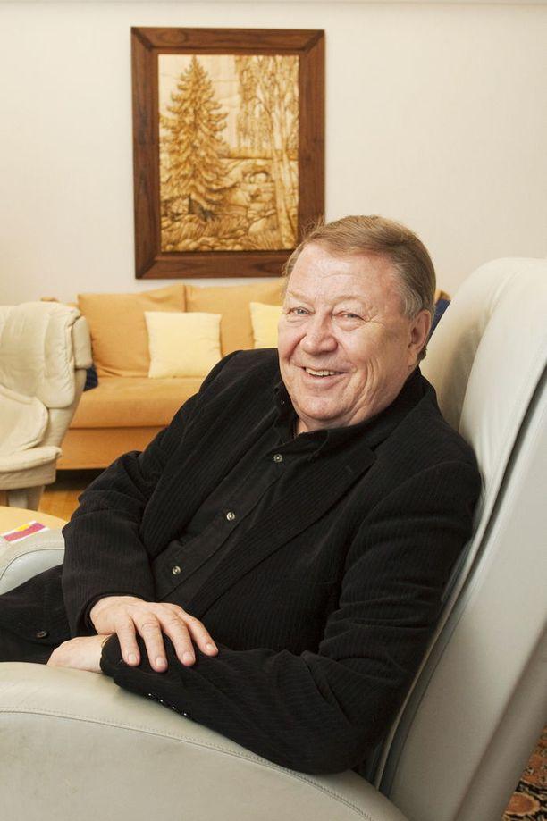 Einari Vidgrén perusti Ponssen 1960-1970-lukujen taitteessa.