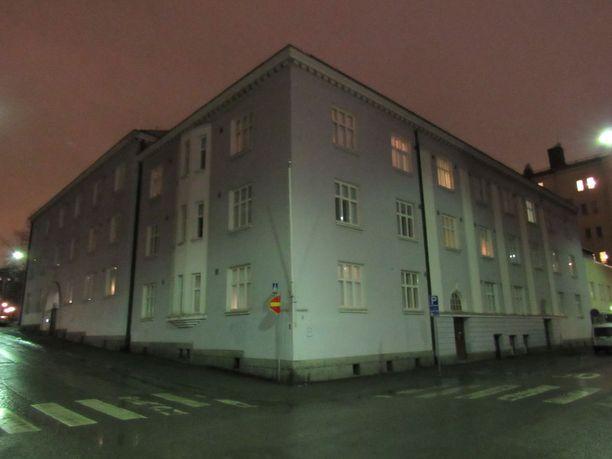 Hengitystieoireita aiheuttava sädesieni on levittäytynyt Tampereen keskustassa sijaitsevaan asuntoon.