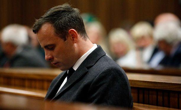 Oscar Pistorius on istunut tuomiostaan yhteensä reilut kaksi vuotta, kahteen eri otteeseen.