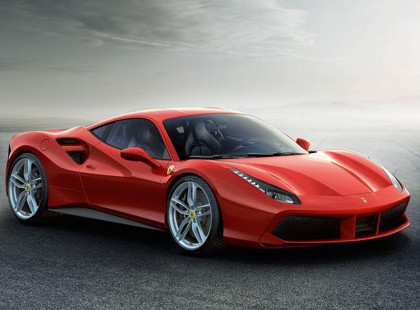 Ferrari 488 Gtb >> Ferrari Esitteli Tassa On 488 Gtb Malli