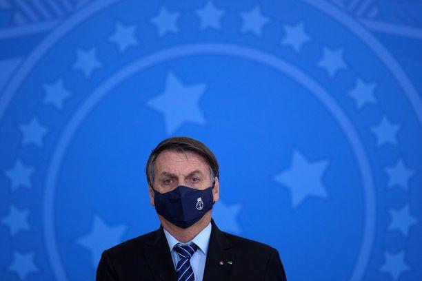 Presidentti Jair Bolsonaron mukaan Brasilia on pian valmis palaamaan normaaliin elämään, vaikka maassa on todettu pahimmillaan yli 3000 koronavirukseen liittyvää kuolemaa päivässä.