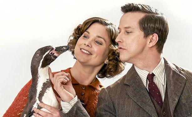 Lee Ingleby esittää George Mottersheadia ja Liz White tämän Lizzie-vaimoa.