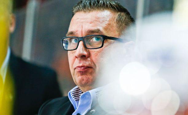 Ari-Pekka Selinin mielestä Kärpät joutuu vielä tiukoille.